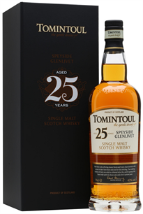 Tomintoul Scotch Single Malt 25 Year 750ml